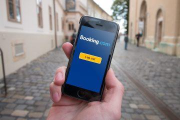 booking vs hotel
