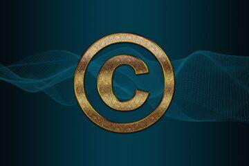 copyright siti web